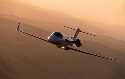 LearJet 45 XR